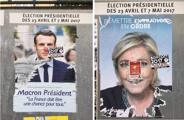 Eleições França - Paula Rettl