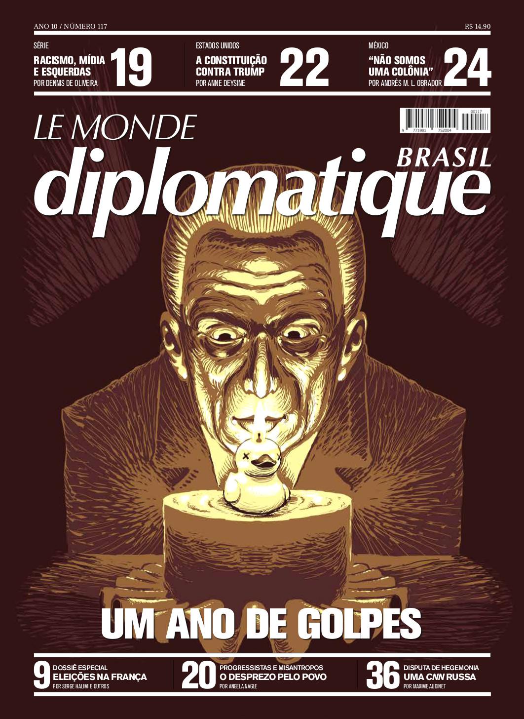 Le Monde Diplomatique Brasil análise é fundamental