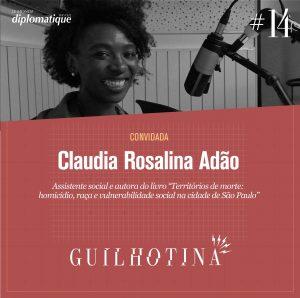 Claudia Rosalina Adão