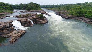 Quedas do Salto Augusto tem importância para os povos indígenas da região