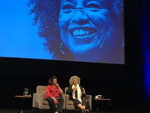 Angela Davis no Brasil, 2019 (Crédito Bianca Pyl)