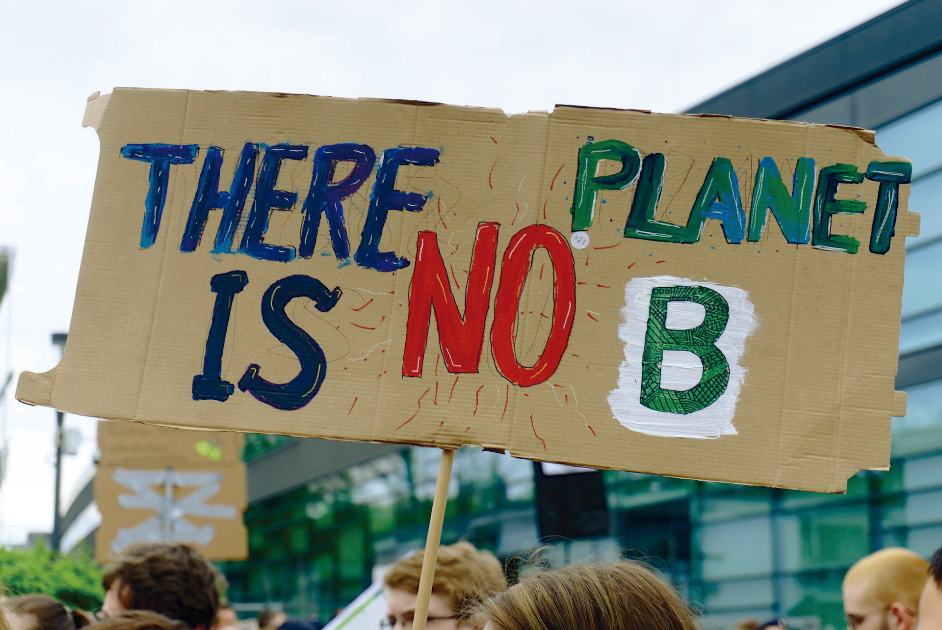 Protestos pelo Clima - Pixabay