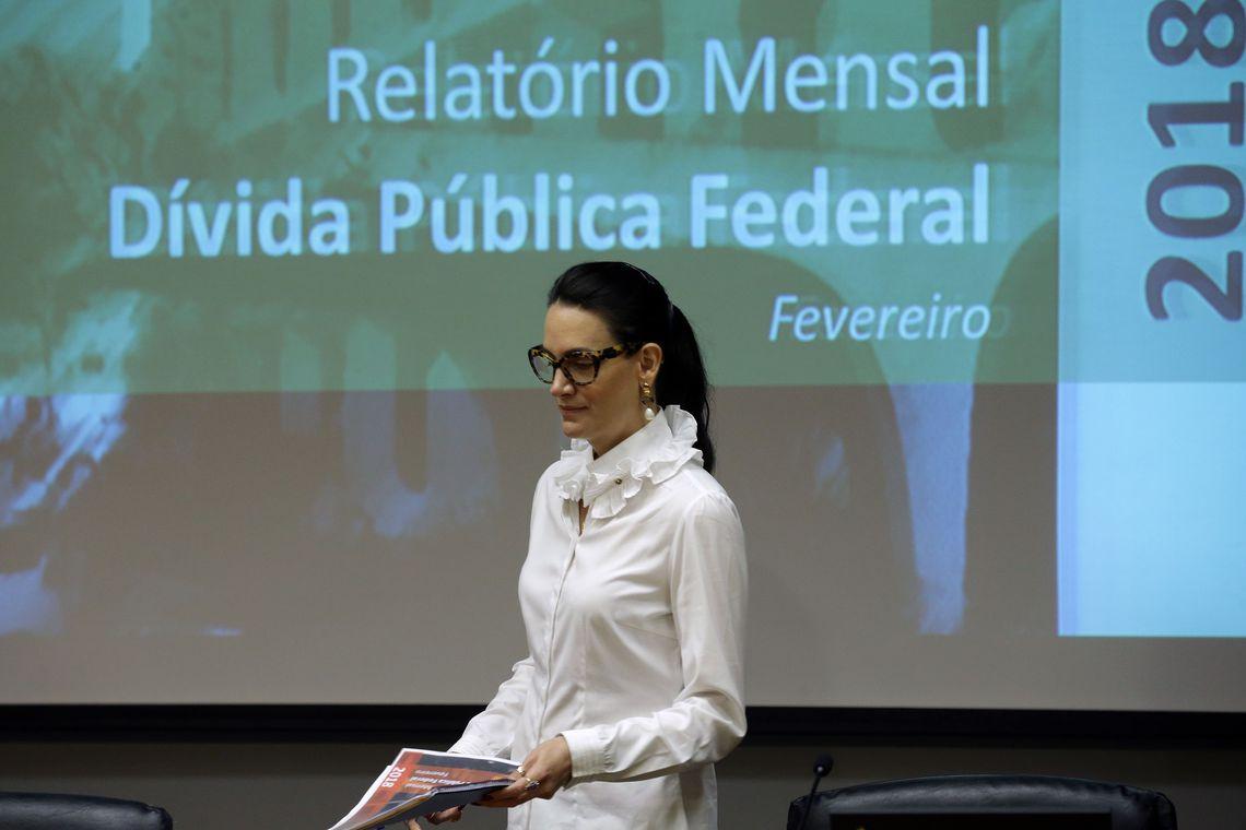 Divida Pública (Crédito Antonio Cruz/Agência Brasil)
