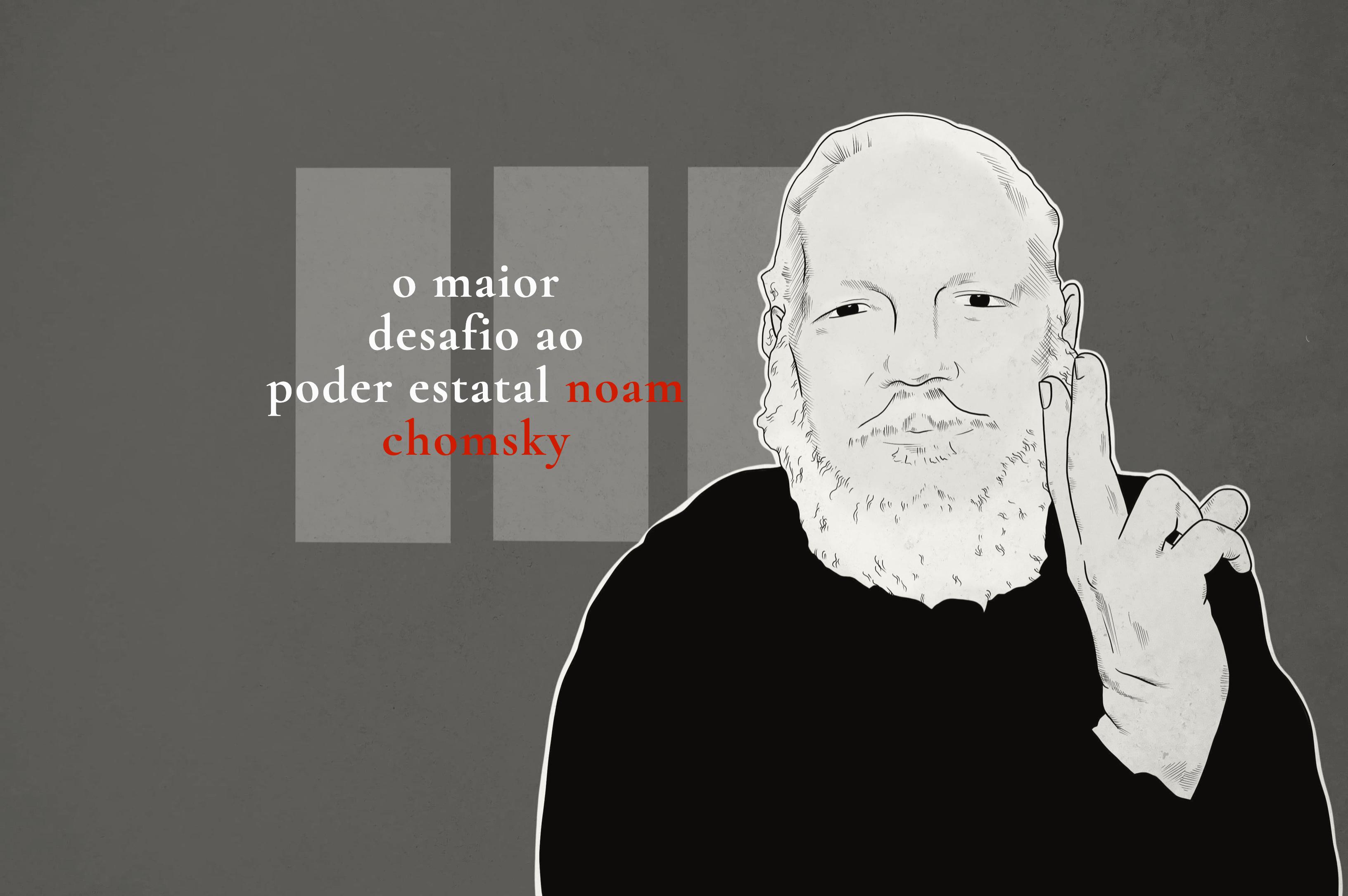 Entrevista Noam Chomsky
