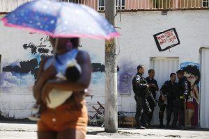 operação policia (Tânia Rego/Agência Brasil)