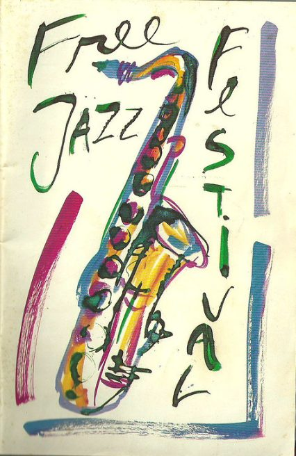 Cartaz Free Jazz Festival (Reprodução)