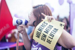 Participação das mulheres na política - Mídia Ninja