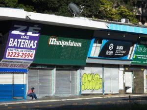 Comércio continua fechado por causa da pandemia do novo coronavírus (Marcello Casal Jr/Agência Brasil)