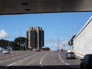 Por conta do coronavírus ruas estão vazias. (Marcello Casal Jr/Agência Brasil)