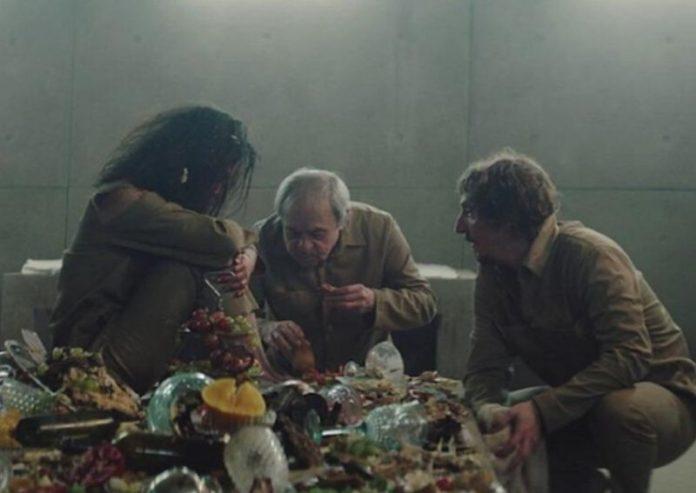 A narrativa do filme O poço impressiona pela sua atualidade subjetiva, sobretudo pela mensagem assustadoramente verdadeira em tempos de coronavírus (Divulgação)