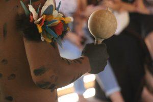Práticas rituais são feitas para entrar em contato com a mata, com os ancestrais (José Rudá Rodrigues Lopes)