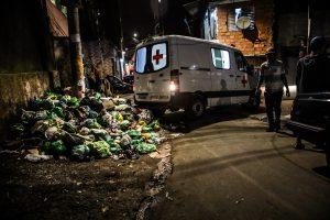 Cenas da Favela de Paraisopólis, São Paulo (Marcos Alonso)