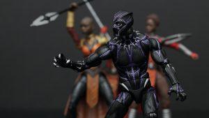 Boneco do filme Black Panther (Hannaford/Creative Commons/Flickr)