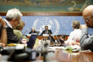 Tedros Adhanom,diretor geral da OMS