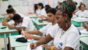 Educação de JOvens e Adultos (EJA) (Divulgação/Governo do Estado do Paraná)