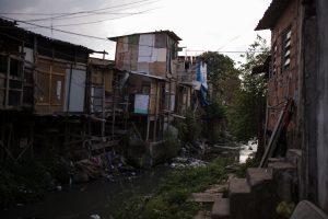 Favelo do Vietnã, zona sul de São Paulo (André Lucas/DPA)
