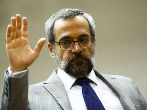 O ex-ministro da Educação, Abraham Weintraub (Marcelo camargo/Agência Brasil)