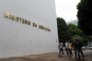 Fachada do Ministério da Educação (Marcos Oliveira/Agência Senado)